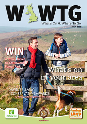 What's On and Where To Go Magazine 2017-18