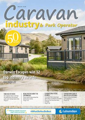 Caravan Industry and Park Operator Magazine