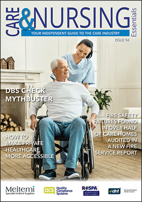 Care & Nursing Essentials issue 94